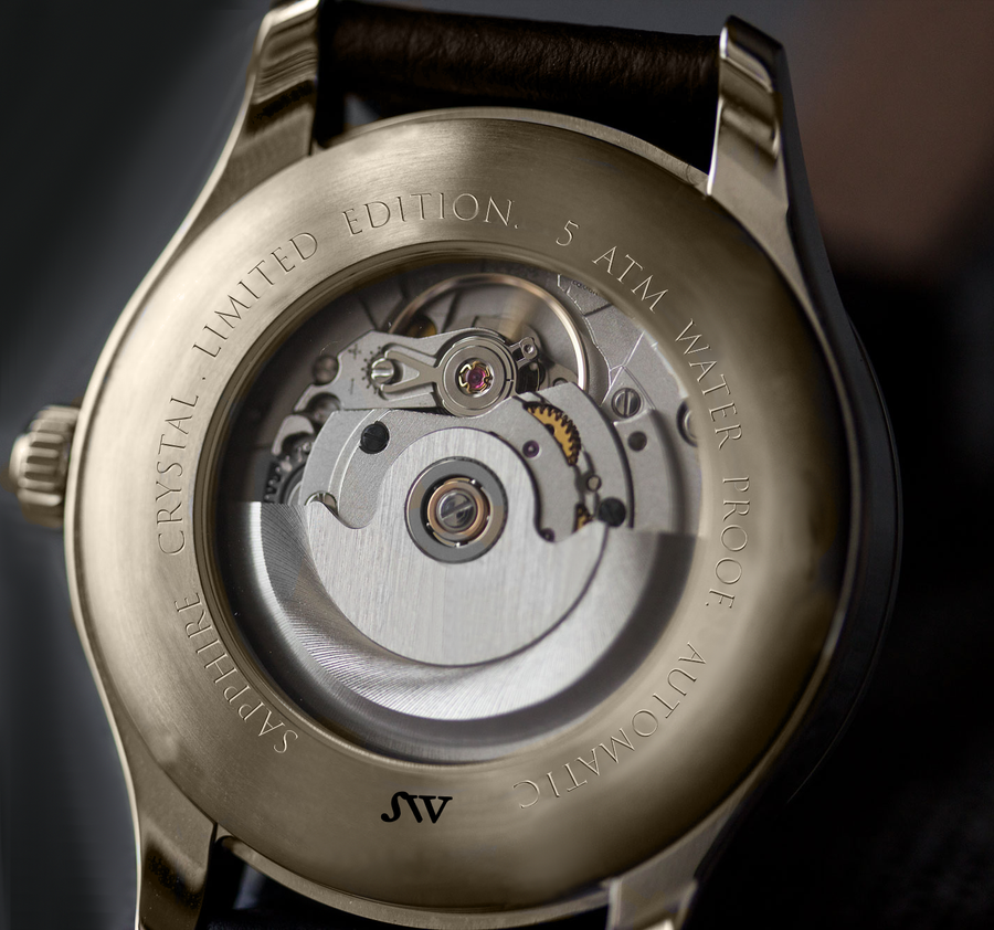 The Royal Casimir (Automatic) / Gold
