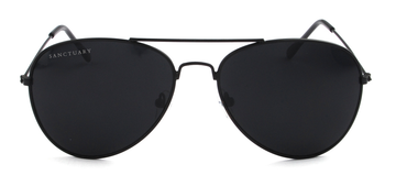 The TKYO / Smoke Black Aviator Frames