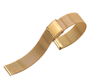 Sanctuary Watches - Gold Mesh Strap