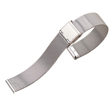 Sanctuary Watches - Silver Mesh Strap