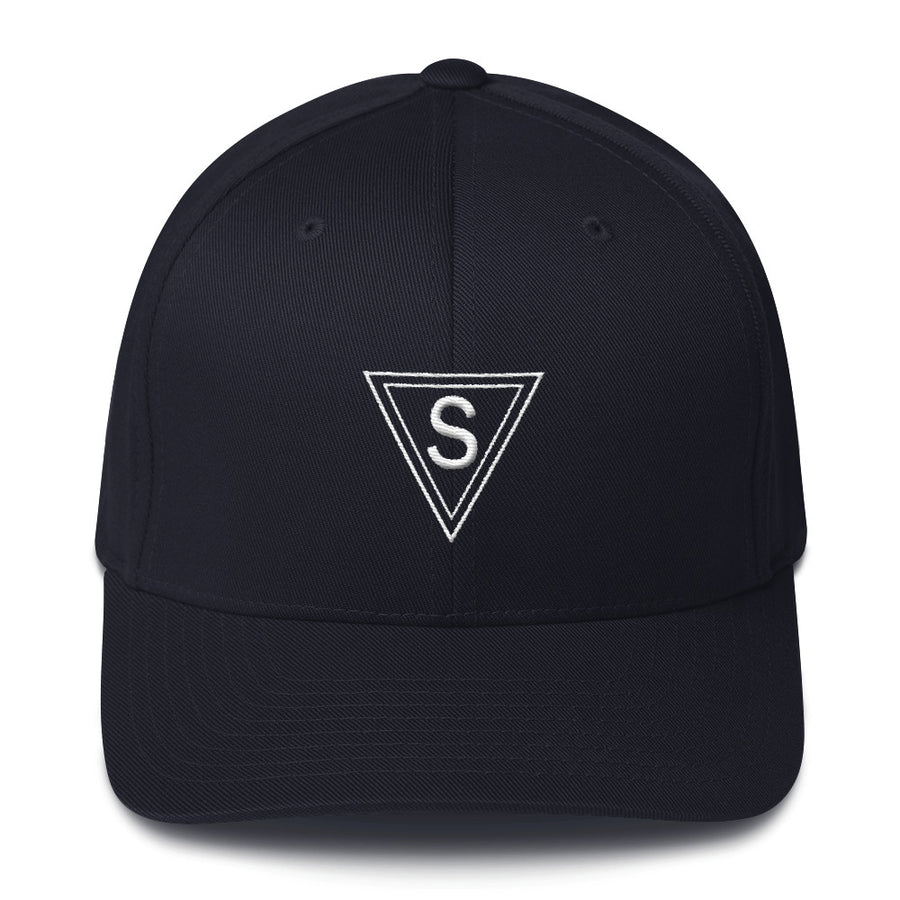 Sanctuary S logo Embroidered - Baseball Cap