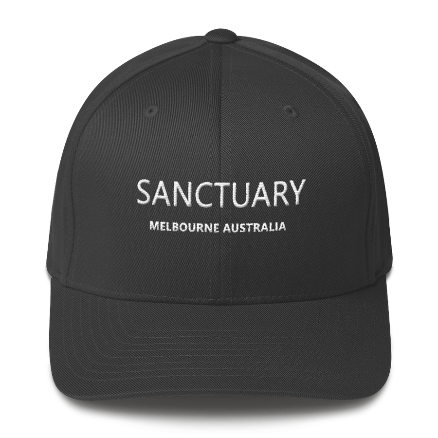 Sanctuary Logo Embroidered - Twill Cap