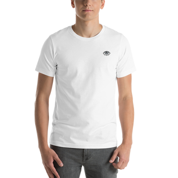 Sanctuary Embroidered Short-Sleeve Unisex T-Shirt