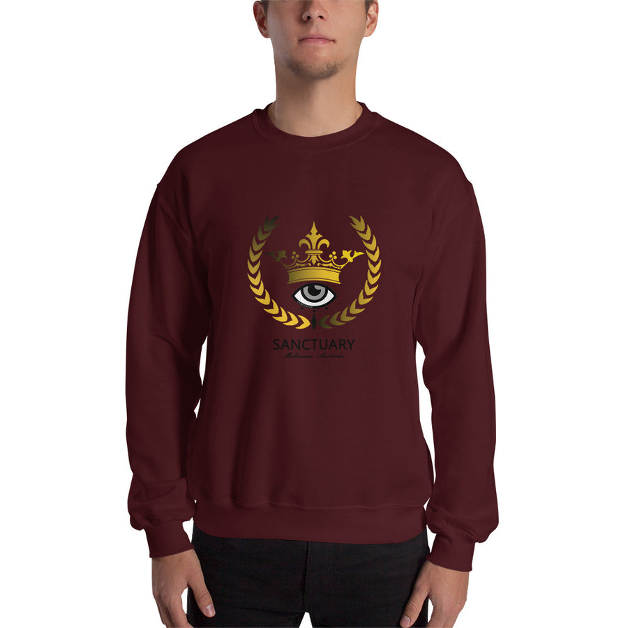 Sanctuary's Royal Eye Unisex Cotton Jumper