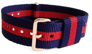 Nylon Strap - Oxford