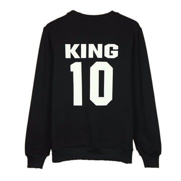 King10 & Queen04 Matching Jumpers