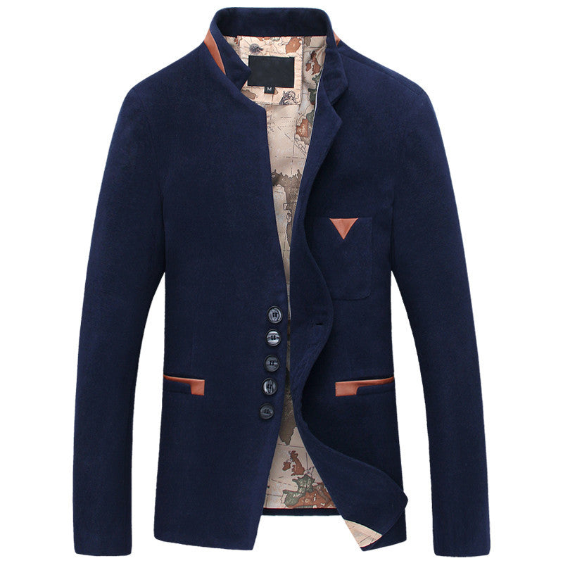 Stylish Royal British Cardigan Blazer