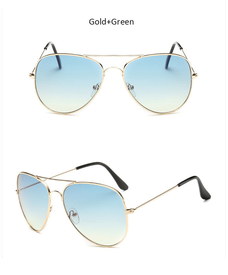 The One Aviator Sunglasses