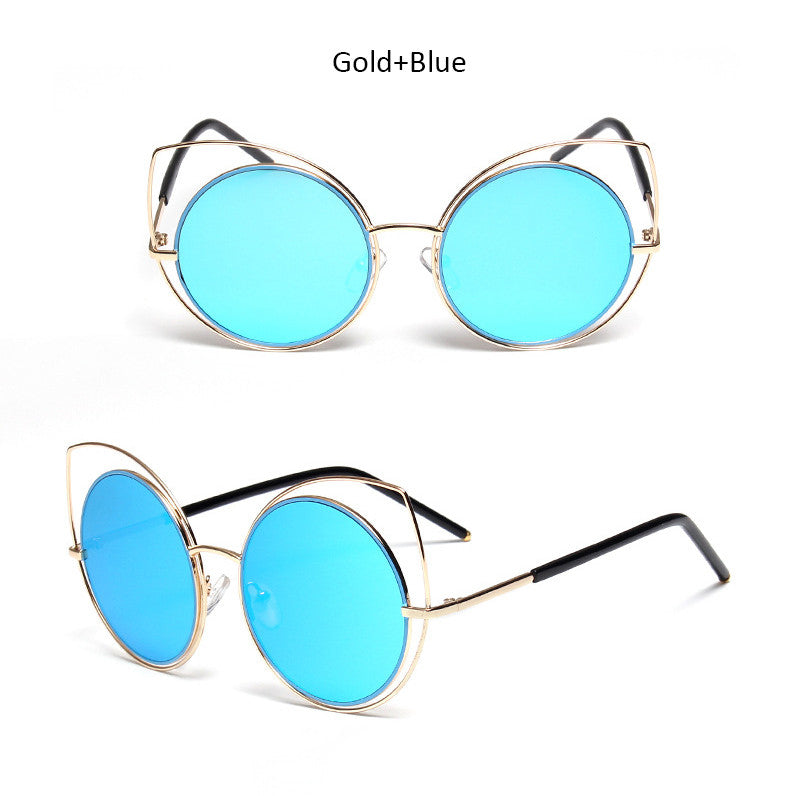 Butterfly Cat Eyes Exclusive Sunglasses