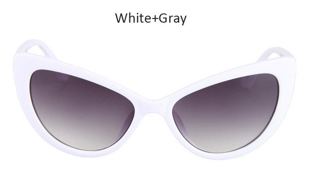 Polish Cat Eye Sunglasses