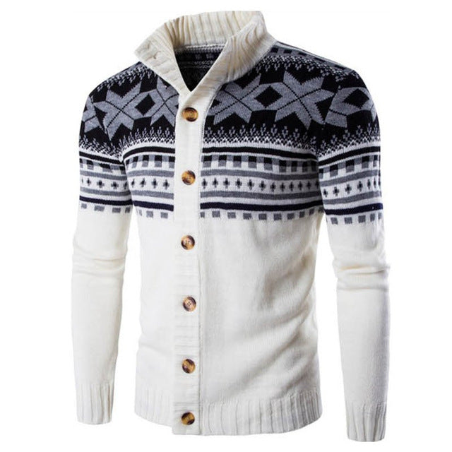 Christmas Warm Knitted Sweater Cardigan