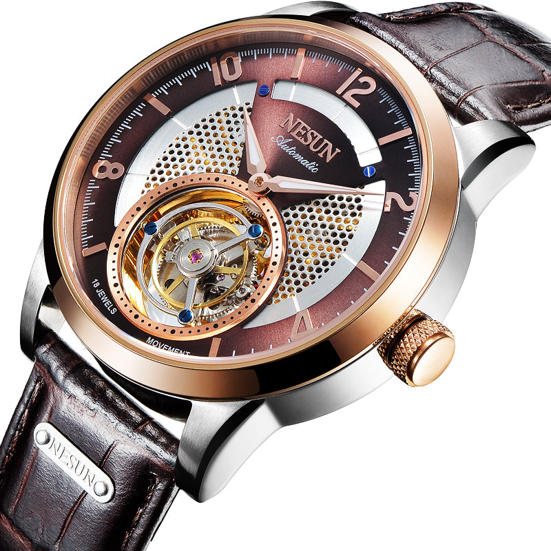 Switzerland Limited Edition Tourbillion Automatic Self-Wind Men