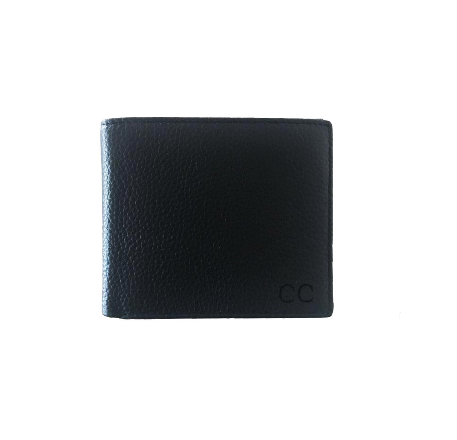 The Co. Black Leather Wallet