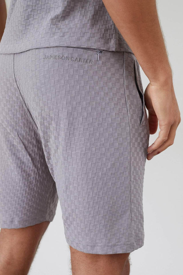 Ainsdale Twin Set Shorts - Silver