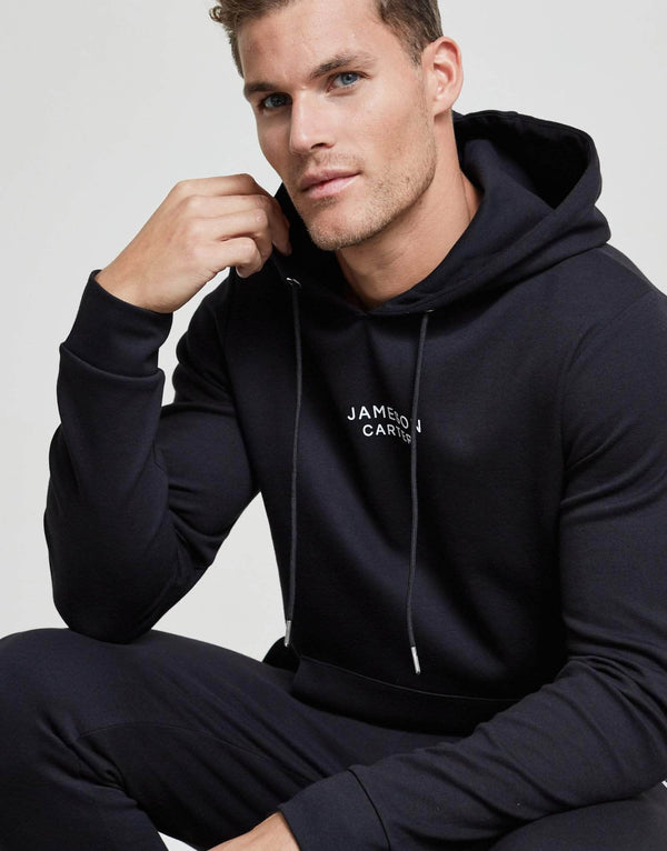 Jameson Carter Hoodies Alexander Hoodie - Black