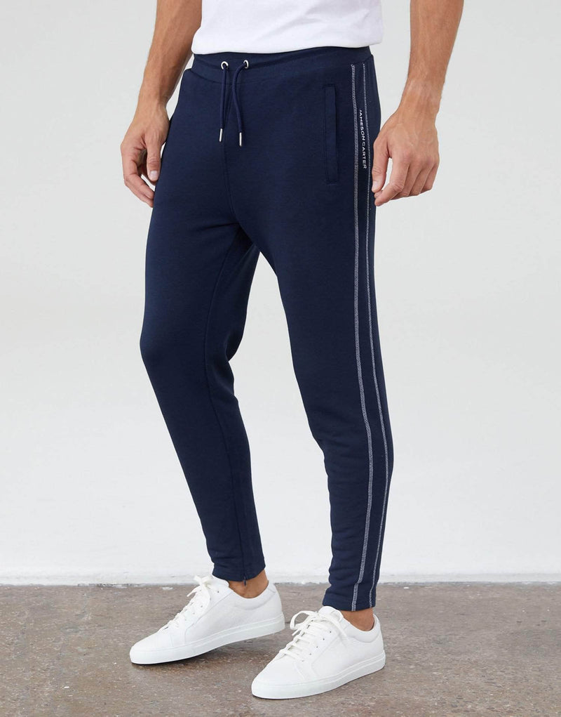 Cavendish Tracksuit Pants - Navy