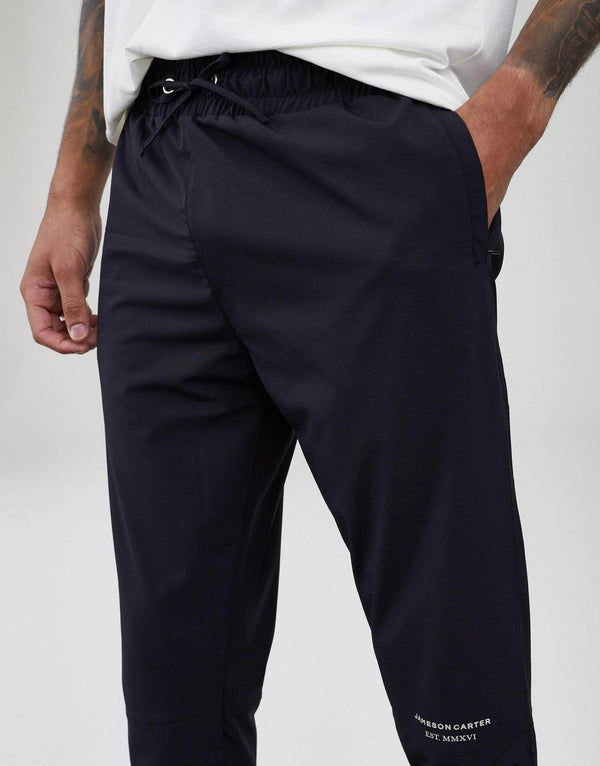 Connolly Track Pants - Black