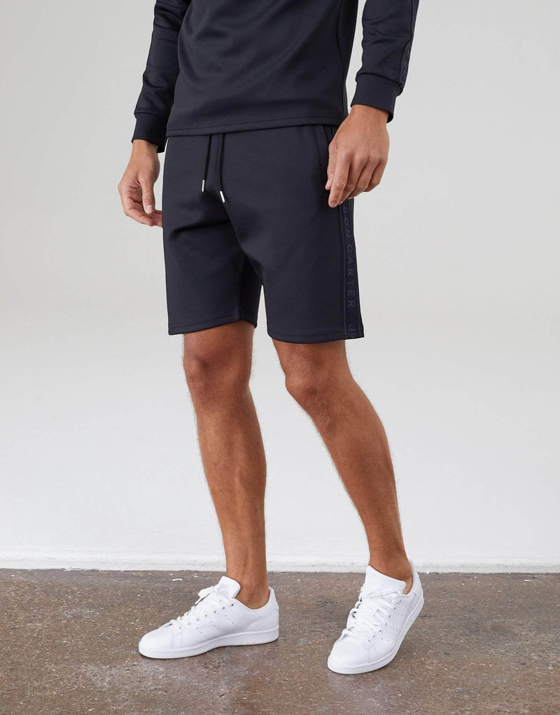 Cooper Poly Twin Set Shorts - Black
