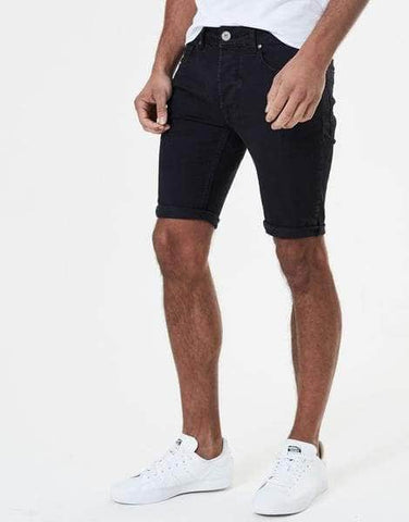 Jameson Carter  Shorts, not-sale Denim Shorts - Black