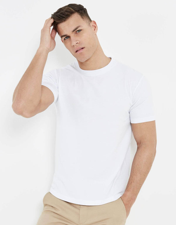 Essence T Shirt - White