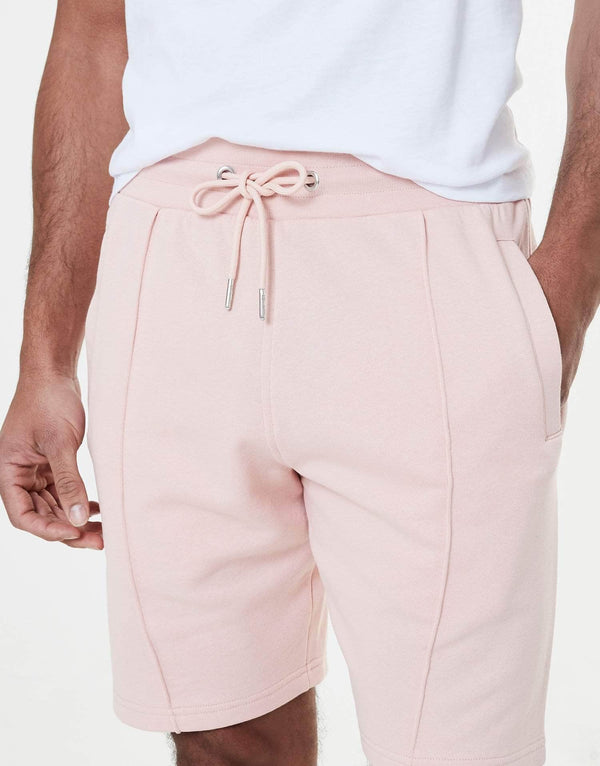 Essence Twin Set Shorts - Pink