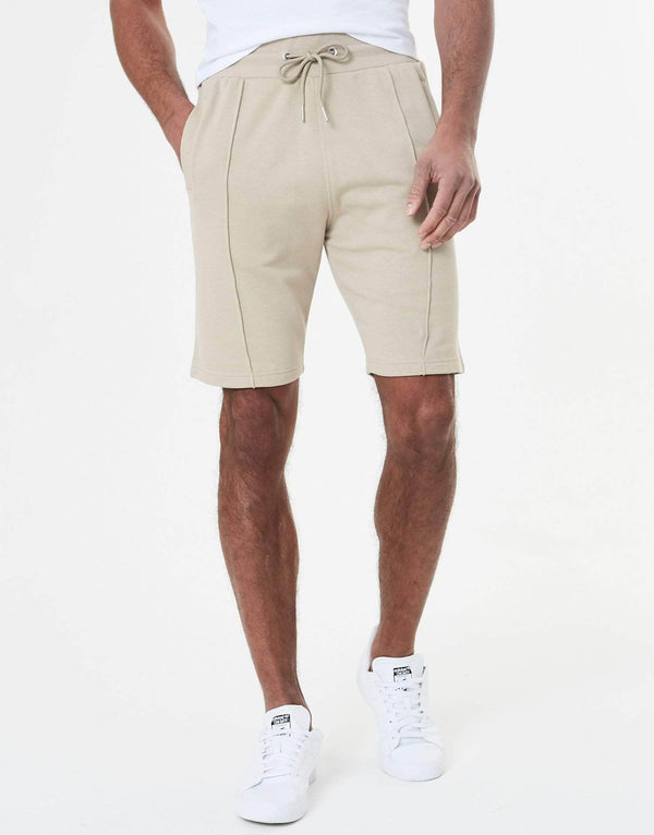 Essence Twin Set Shorts - Stone