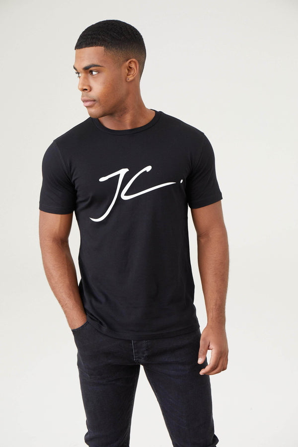 Jameson Carter  T-Shirts Essential JC T Shirt - Black