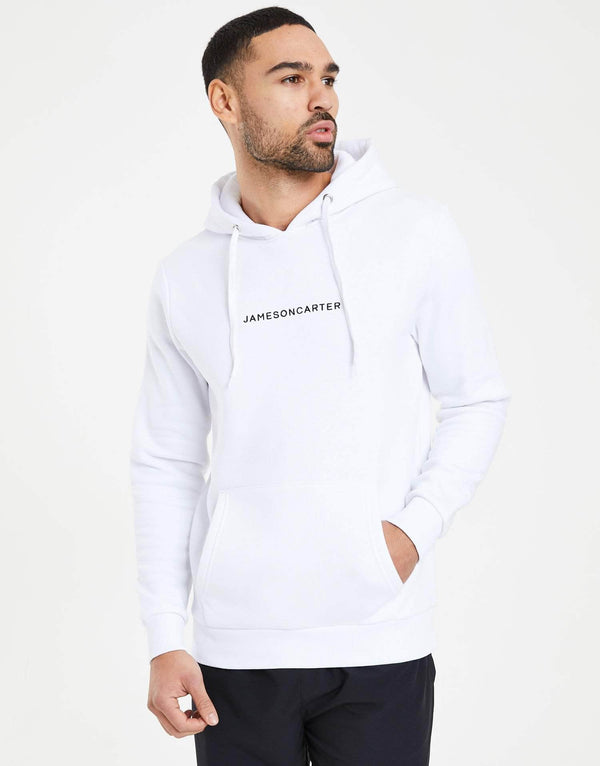 Exchange Hoodie - White