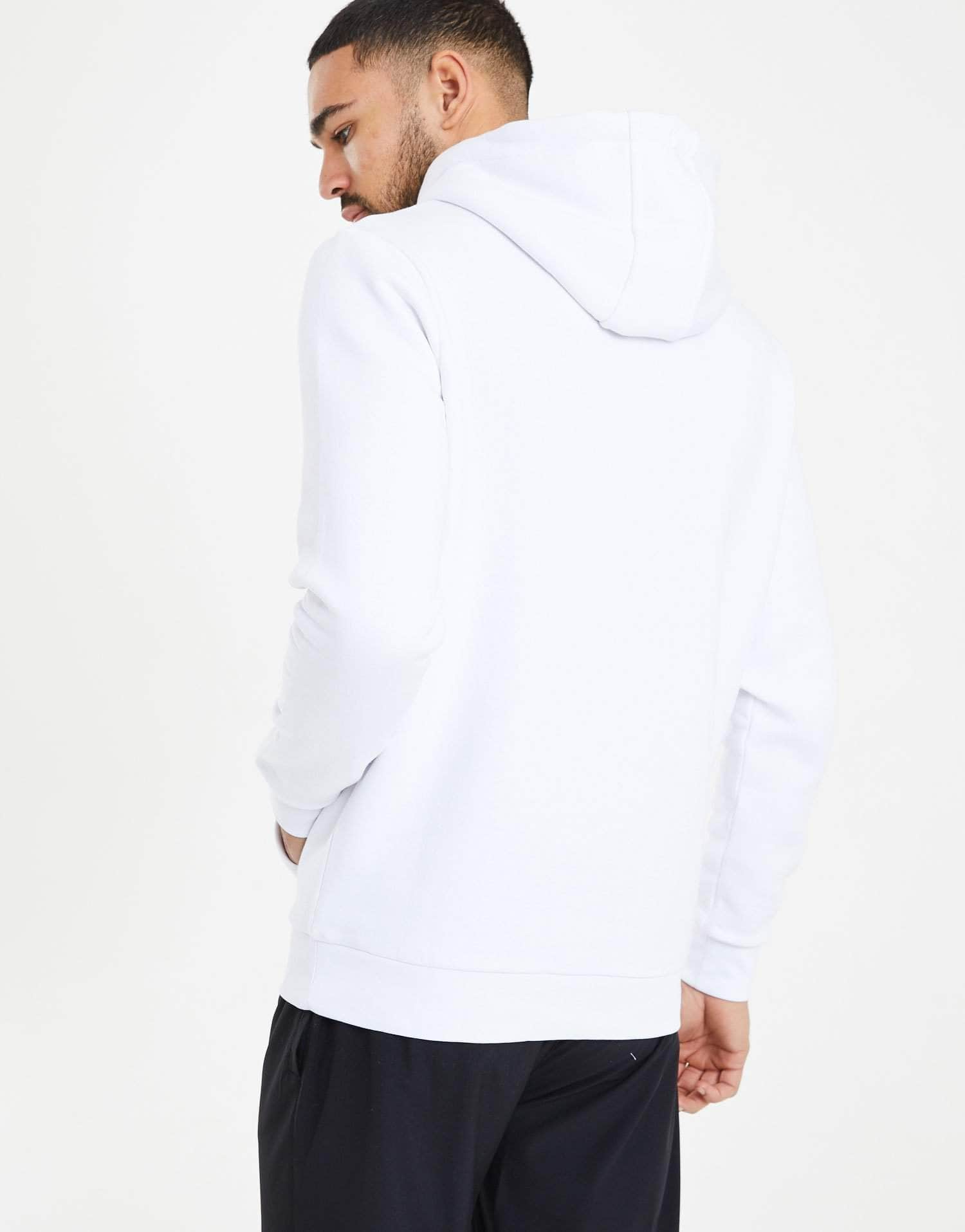 Jameson Carter Hoodies, not-sale Exchange Hoodie - White