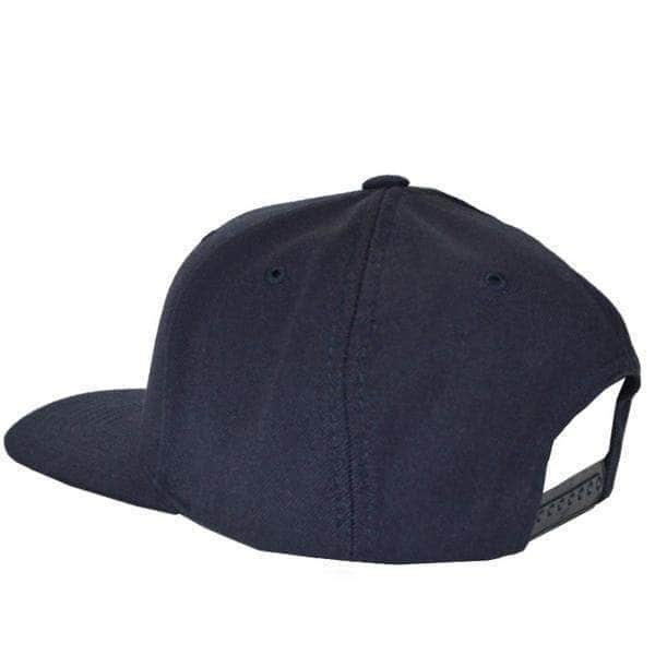 Flatpeak Cap - Navy