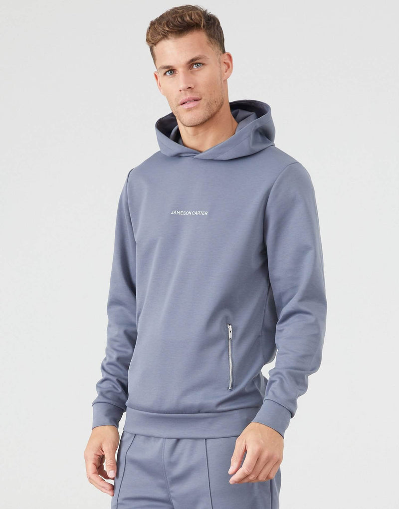 Jameson Carter Hoodies Hamilton Hoodie - Charcoal