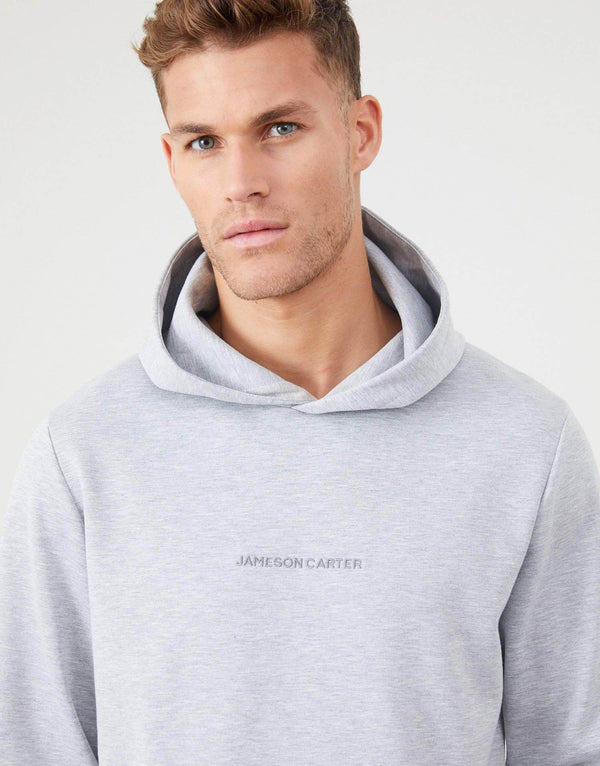 Jameson Carter Hoodies Hamilton Hoodie - Grey