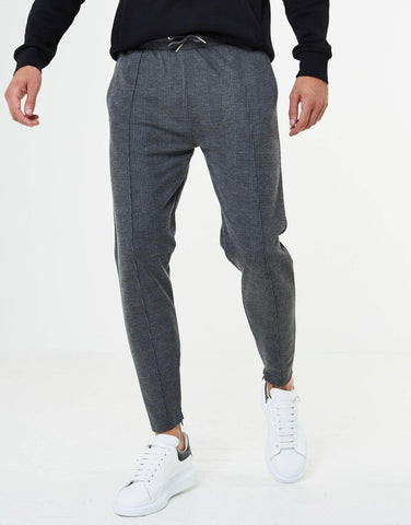 Jameson Carter Tracksuits, not-sale Hardiker Essence Check Pants - Grey