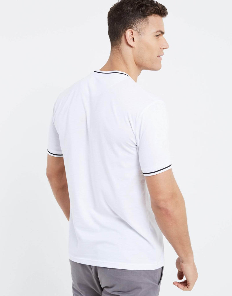 Holborn T Shirt - White