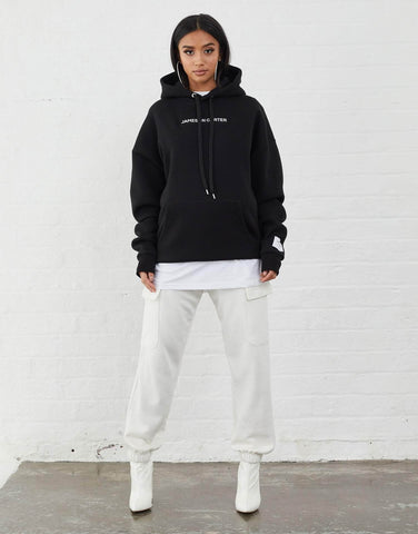 Jameson Carter Hoodies, not-sale Inkerman Oversized Hoodie - Black