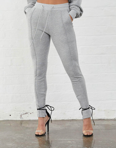 Jameson Carter Womens Tracksuit, sale Irwell Tracksuit Pants - Grey Marl