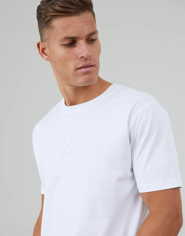Irwin T Shirt - White