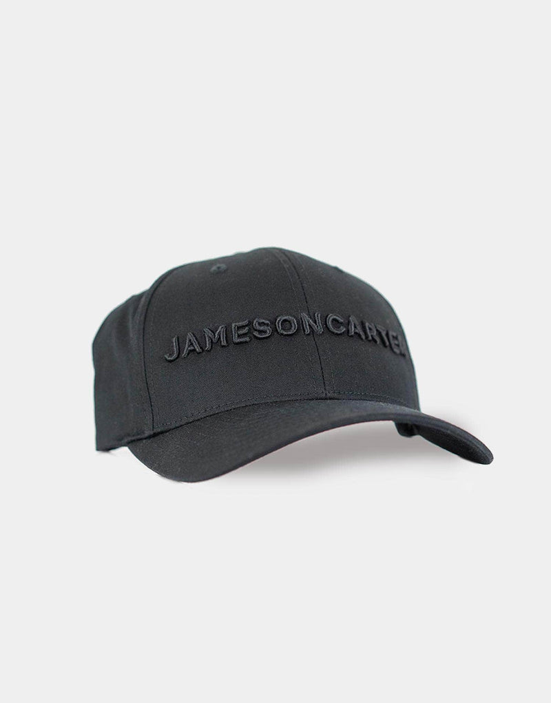 Jameson Carter Embroidery Cap - Blackout