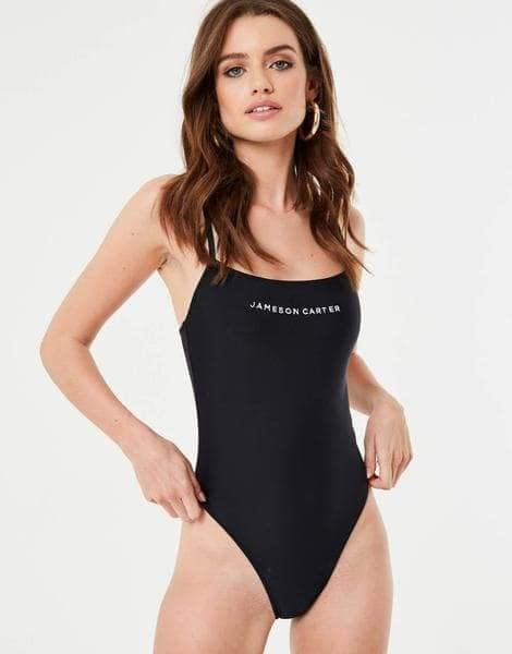 Jameson Carter Miami Swimsuit - Black
