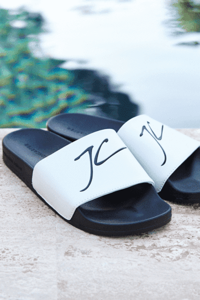 JC Premium Slider - White