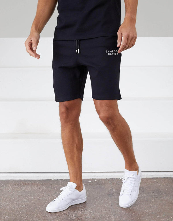 Kirwin Twin Set Shorts - Black