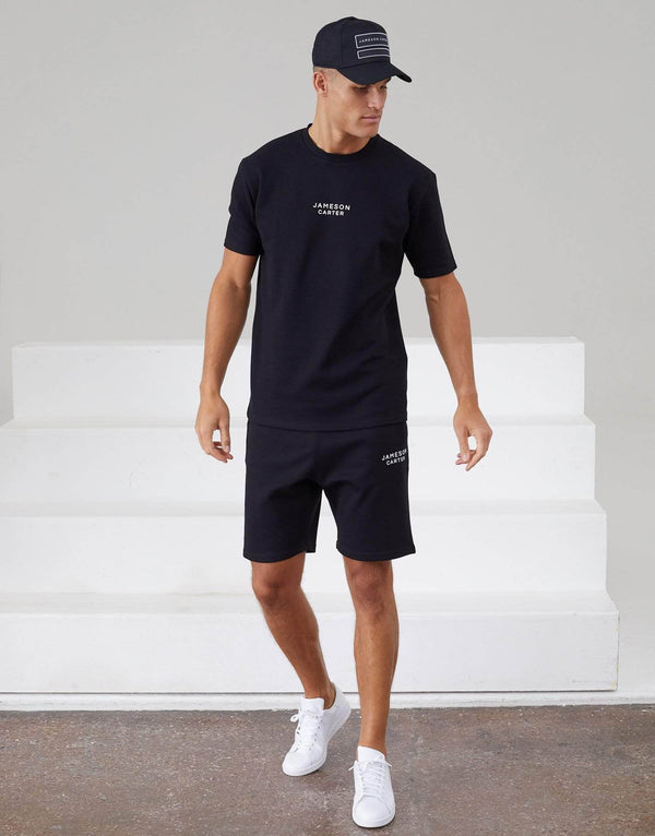 Kirwin Twin Set T-Shirt - Black
