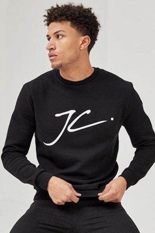 Jameson Carter Twin, not-sale Large JC Twin Jumper - Black