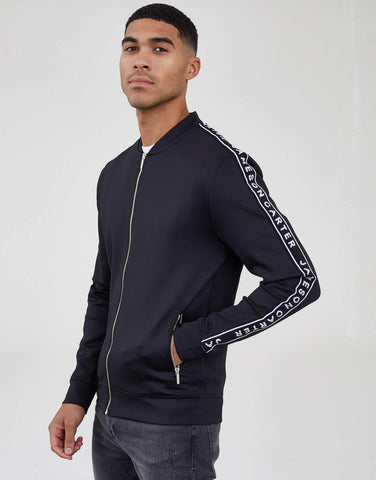 Jameson Carter Jackets, sale Lothbury Twin Set Poly Bomber - Black