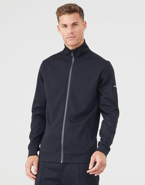 Jameson Carter Tracksuit Jackets Mellis Jacket - Black