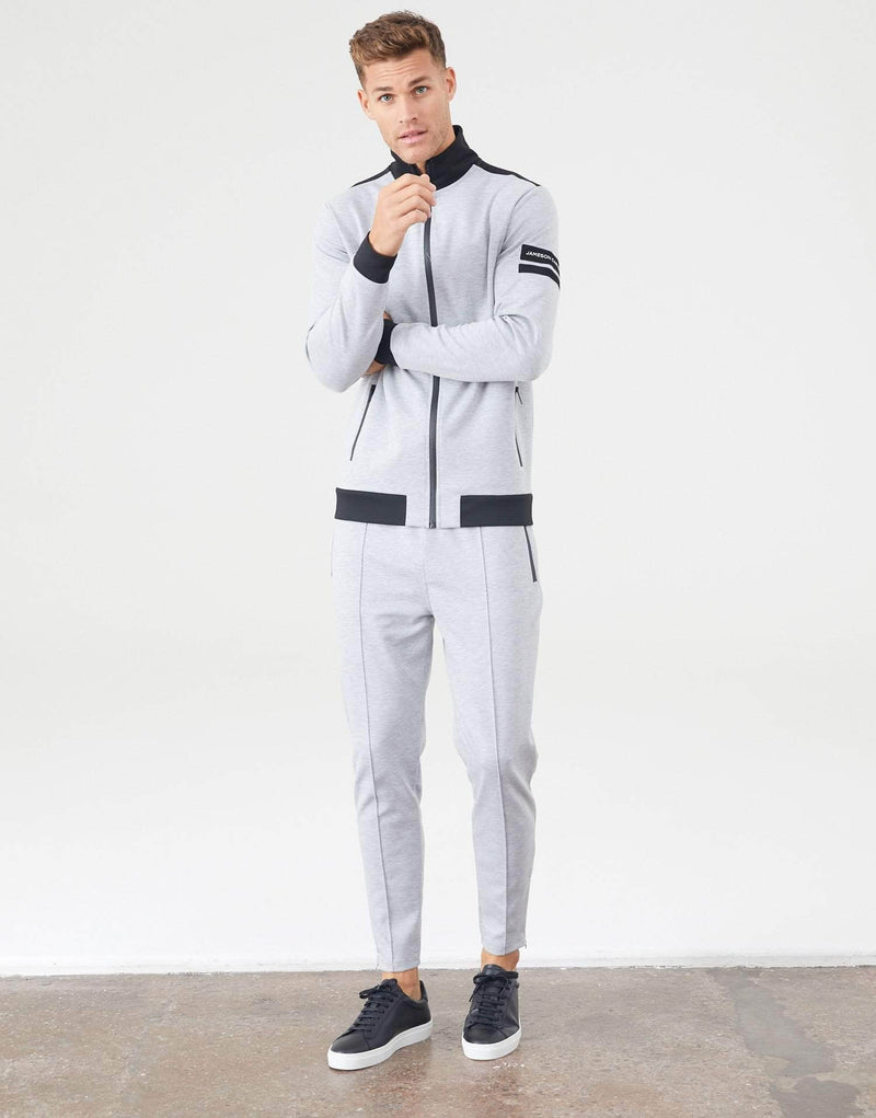 Jameson Carter Tracksuit Jackets Mellis Jacket - Grey