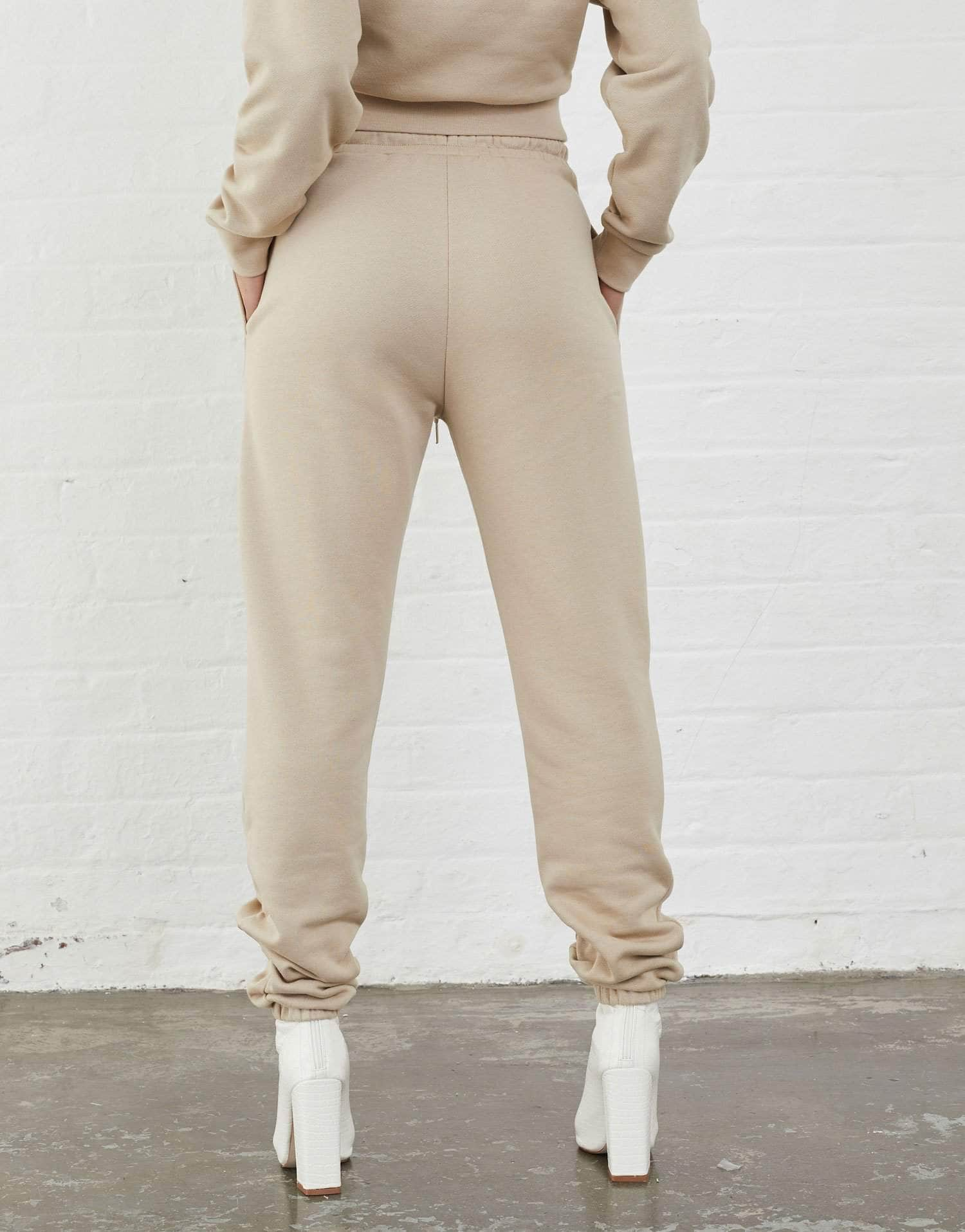Jameson Carter Womens Tracksuit, sale Ruby Tracksuit Pants - Stone