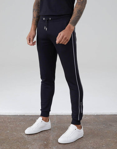 Jameson Carter Tracksuits, not-sale Rutland Tracksuit Pants - Black