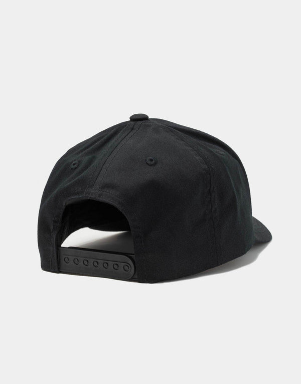 Jameson Carter Hats Two Box Trucker Cap - Black & White