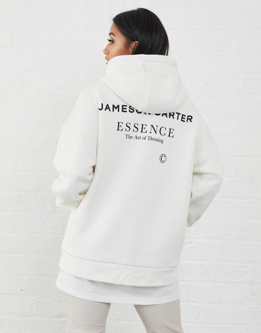 Jameson Carter Hoodies, not-sale Workshop Oversized Hoodie - Off White